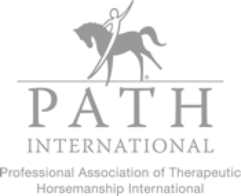 CastleBranch Partnerships-PATH International–Professional Association of therapeutic horsemanship international logo