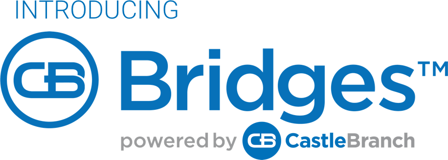 Introducing CB Bridges™ powered by CastleBranch
